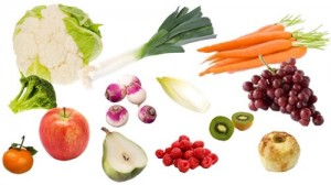 Photo des fruits et légumes du mois de novembre