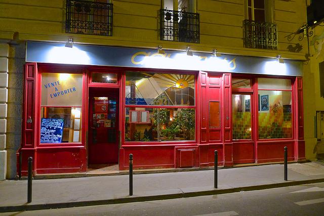 L'Aquarius à Paris