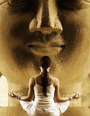 Une position pour méditer