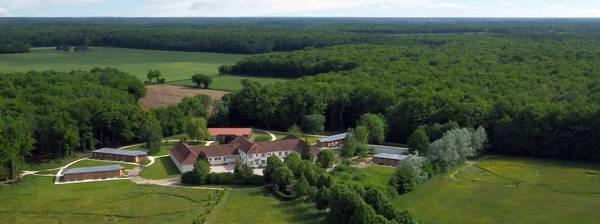 Photo du centre Vipassana près d'Auxerre