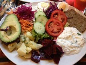 Grande salade