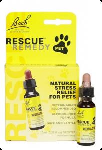 Flacon Fleurs de Bach Pet Rescue