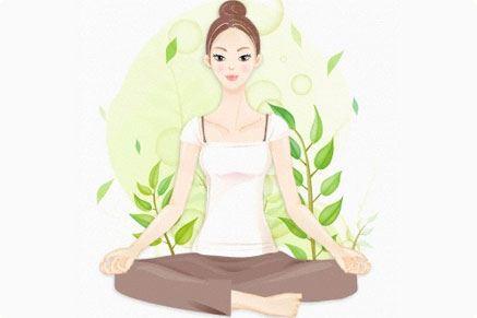 Respiration yogique
